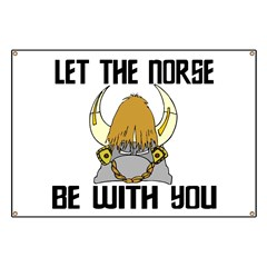 Norse Be With You Banner