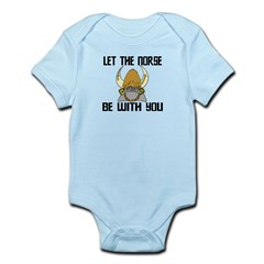 Norse Be With You Infant Bodysuit