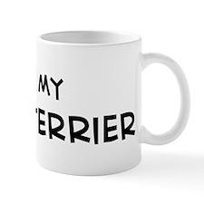 I Love Cesky Terrier Mug