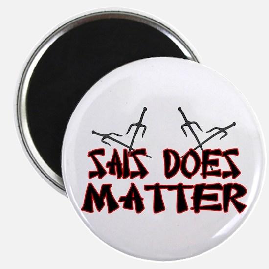 """Sais Does Matter 2.25"""" Magnet (10 pack)"""