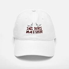 Sais Does Matter Baseball Baseball Cap