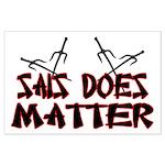 Sais Does Matter Large Poster