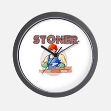 Stoner Wall Clock