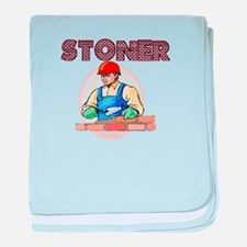 Stoner baby blanket
