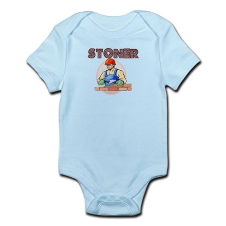 Stoner Infant Bodysuit