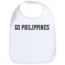 Go Philippines! Bib