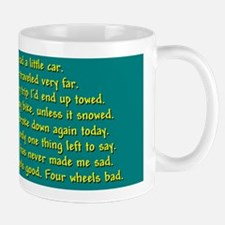 Funny Bicycle Commute Mug