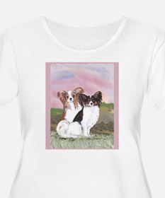 Two Papillons T-Shirt