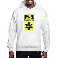 5 o'clock free crack giveaway Hoodie