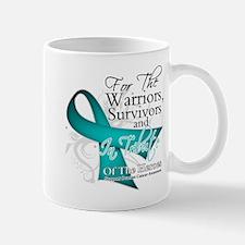 Ovarian Cancer Dedication Mug