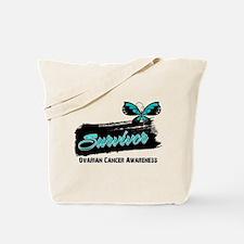Ovarian Cancer Survivor Tote Bag