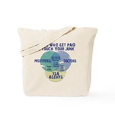 Unique Prostitute Tote Bag