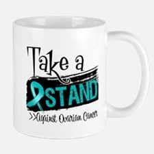 Take a Stand Ovarian Cancer Mug