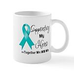 Supporting Hero Ovarian Mug