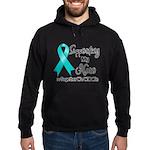Supporting Hero Ovarian Hoodie (dark)