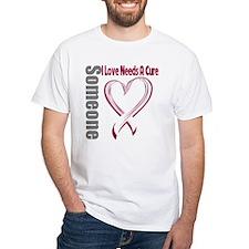 Throat Cancer Needs A Cure Shirt