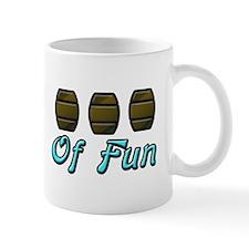 Barrels of Fun Mug