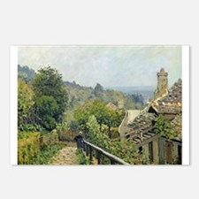 Cute English garden Postcards (Package of 8)