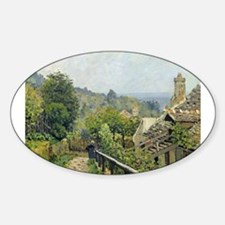 Funny Alfred sisley Decal