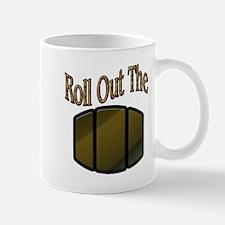 Roll Out The Barrel Mug
