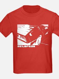 DeLorean 80's T