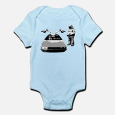 DeLorean Infant Bodysuit