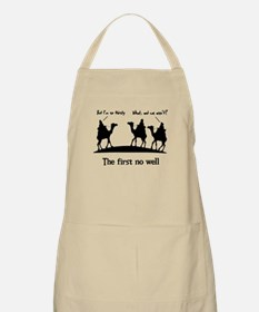 The first no well like the fi Apron