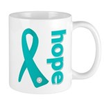 Hope Ovarian Cancer Mug