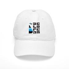 Delorean Baseball Cap