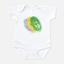 Delorean Wheels Infant Bodysuit