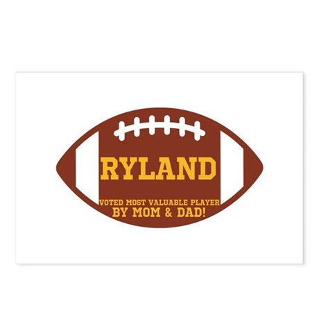 Ryland Postcards (Package of 8)