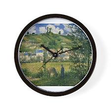 Cute Camille Wall Clock