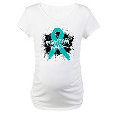 Fighting Back Ovarian Cancer Shirt