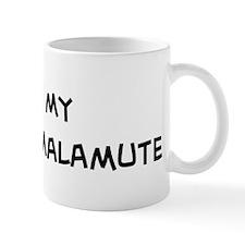 I Love Alaskan Malamute Mug