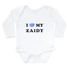 I love my Zaidy Long Sleeve Infant Bodysuit