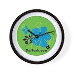 DasTank Wall Clock