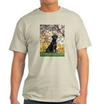 Spring & Black Lab Light T-Shirt