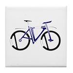 David (Bike new Design) Tile Coaster