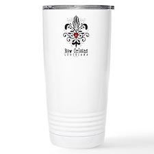 New Orleans designs Travel Mug
