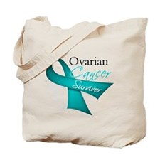 Ovarian Cancer Survivor Tote Bag