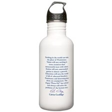 "Coolidge ""Persistence"" Water Bottle"