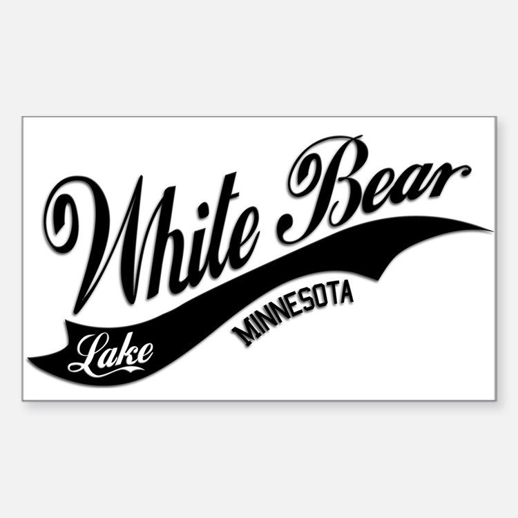 White Bear Lake, MN Decal