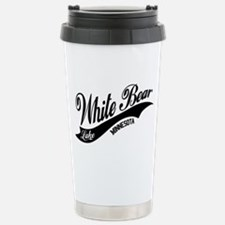 White Bear Lake, MN Travel Mug