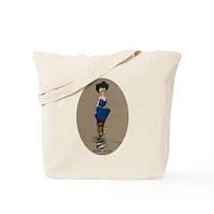 Atlantic City Girl Tote Bag