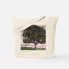 Cute Apple tree Tote Bag