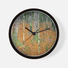 Unique Gustav klimt Wall Clock