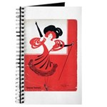 Girl In a Red Dress Journal