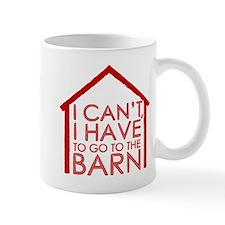 To The Barn Mug