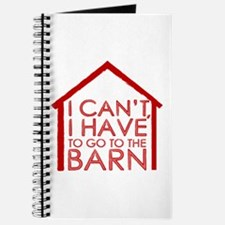 To The Barn Journal