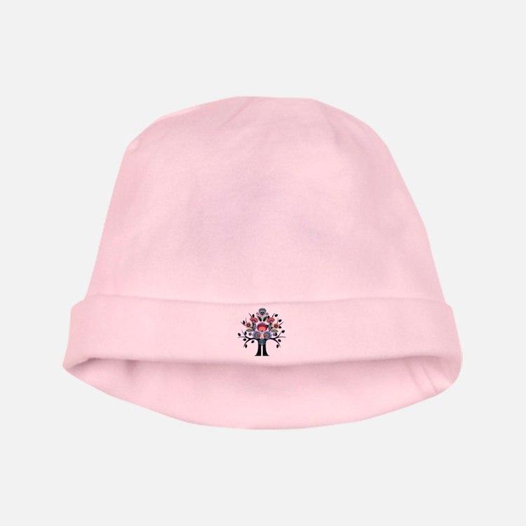 Flourish baby hat